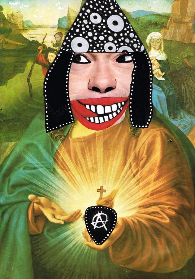 Anarchist Madonna (Reprise)