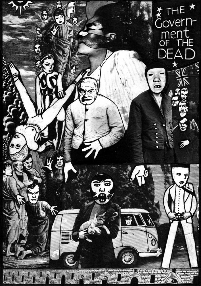 The Government Of The Dead
